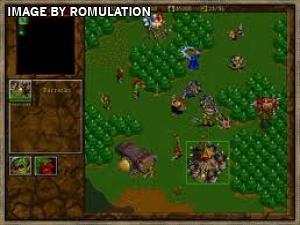 Warcraft II - The Dark Saga for PSX screenshot