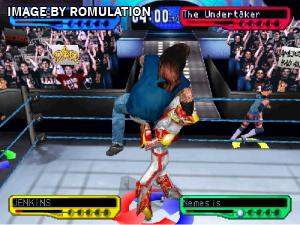 WWF Smackdown! 2 - Know Your Role for PSX screenshot