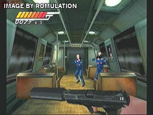 007 - The World Is Not Enough for PSX screenshot