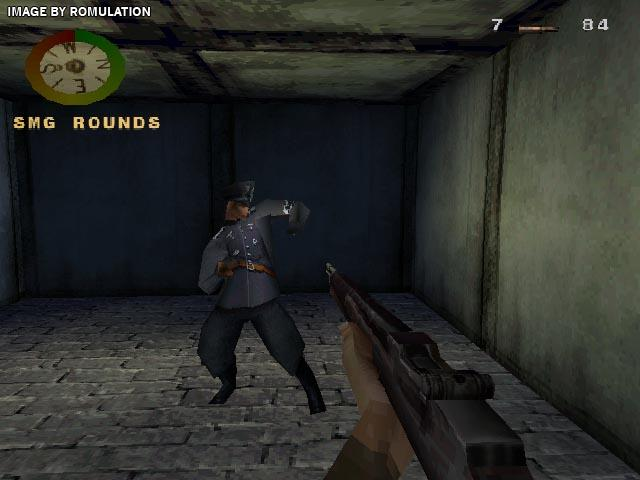 medal of honor playstation 1 cheats