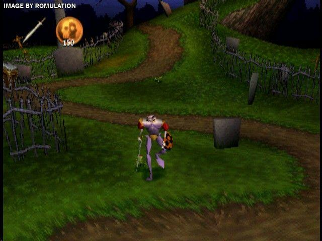 Medievil [scus-94227] rom / iso download for playstation (psx.