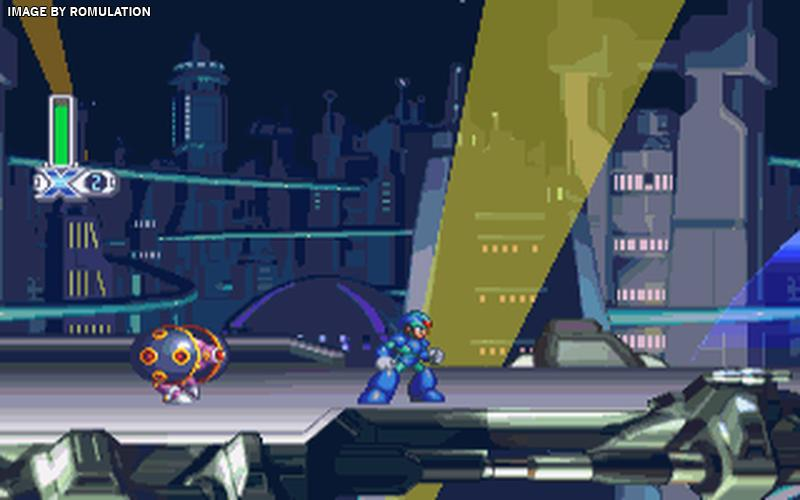 MegaMan X4 (USA) PSX / Sony PlayStation ISO Download