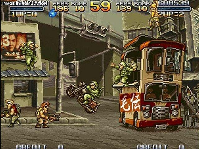 Game Boy Metal Slug Rom