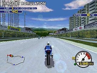 Moto Racer 2 - USA