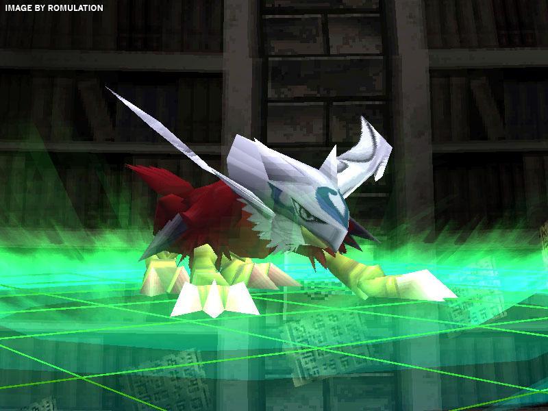 Playstation digimon digital card battle darkness digimon card.