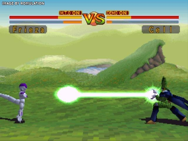 Dragon ball gt: final bout portável + link download youtube.