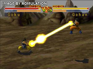 Dragonball GT - Final Bout for PSX screenshot
