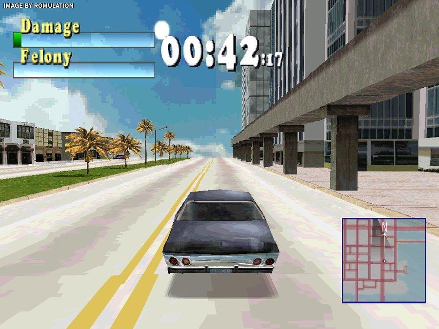 Driver 2 Playstation Game Free Download