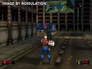 Duke Nukem - Time to Kill for PSX screenshot