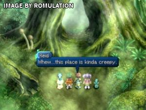 Tales of Destiny II Disc 3 of 3 for PSX screenshot