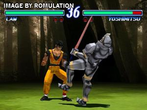 Tekken 2 for PSX screenshot