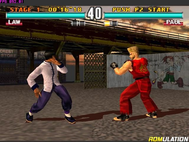 Tekken 3 (USA) PSX / Sony PlayStation ISO Download | RomUlation