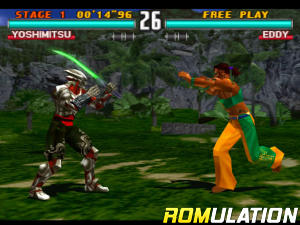 Tekken 3 Usa Sony Playstation Psx Iso Download Romulation