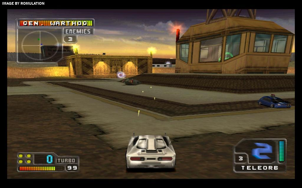 Twisted Metal 4 Usa Psx Sony Playstation Iso Download