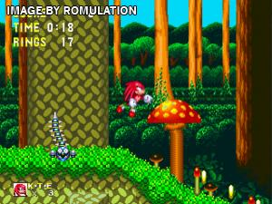 Sonic Jam for Sega_Saturn screenshot