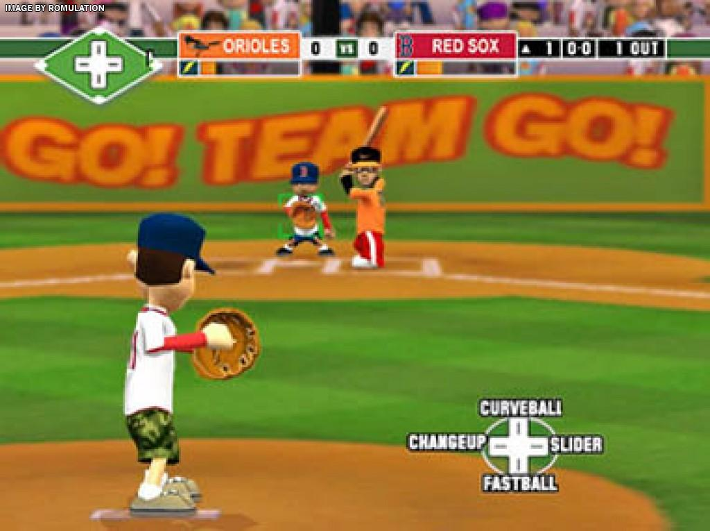 Exceptional Backyard Baseball 10 For Wii Screenshot