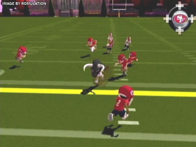 Download Backyard Football backyard football 08 (usa) nintendo wii iso download | romulation