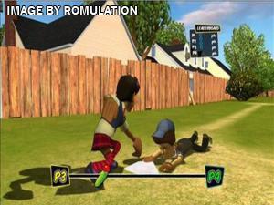 Backyard Sports - Sandlot Sluggers (USA) Nintendo Wii ISO ...