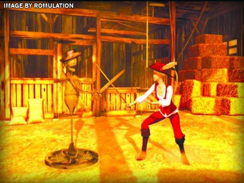 Barbie And The Three Musketeers Usa Nintendo Wii Iso Download Romulation