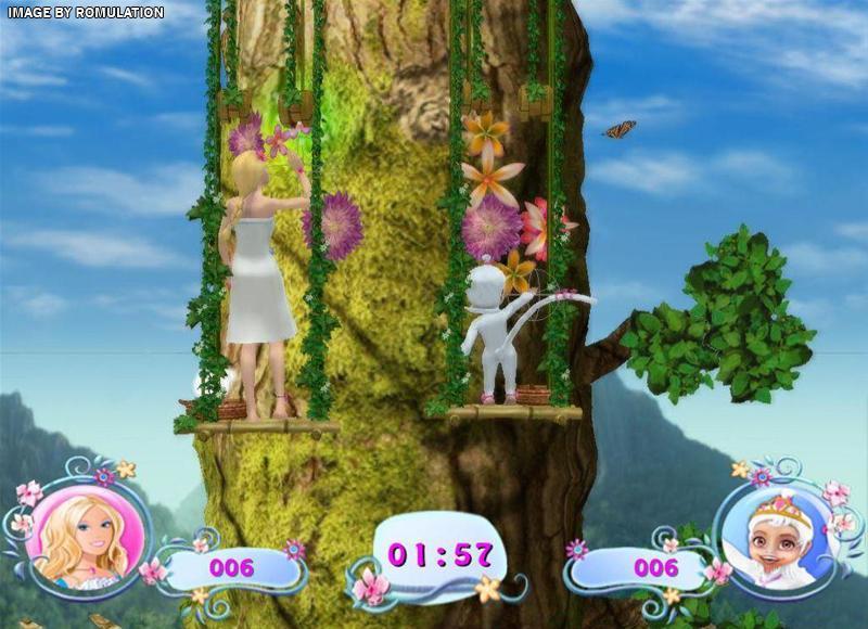 Barbie as The Island Princess - Nintendo DS - GameSpy