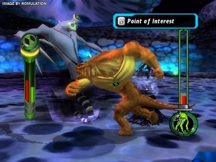 Ben 10 - Alien Force (USA) Nintendo Wii ISO Download