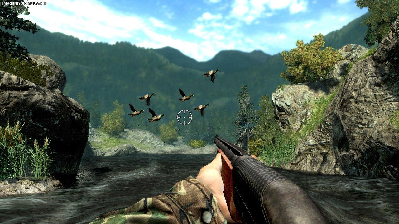Cabelas Big Game Hunter 2010 for Wii w/Gun Controller Exc ...