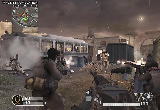 Call Of Duty Modern Warfare Reflex Usa Nintendo Wii