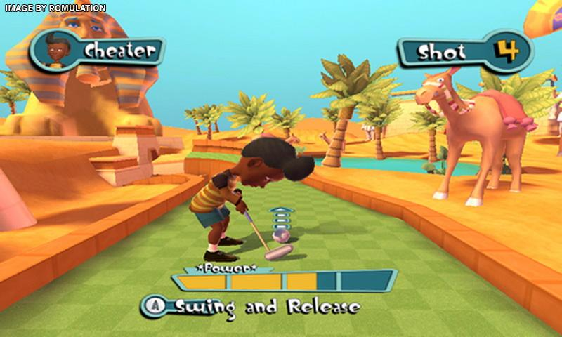 Carnival Games Mini Golf Usa Nintendo Wii Iso Download Romulation