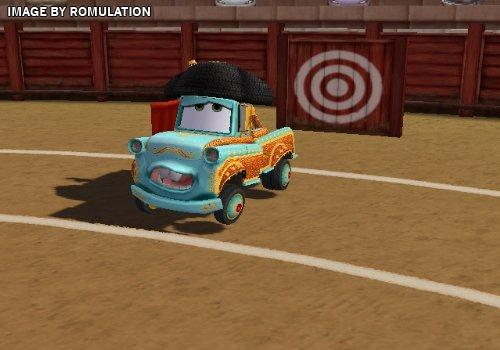 Cars  The Video Game Wii Iso