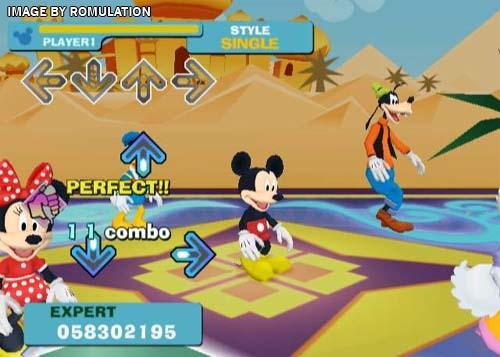 Dance Dance Revolution Disney Grooves Usa Nintendo Wii
