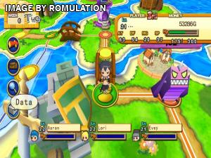 Dokapon Kingdom for Wii screenshot