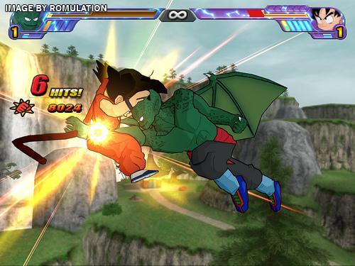 Dragonball Z Budokai Tenkaichi 3 Usa Nintendo Wii Iso Download