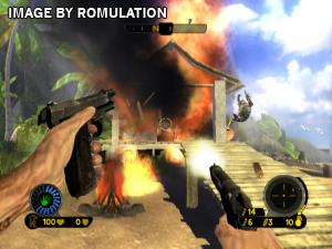 Far Cry - Vengeance for Wii screenshot