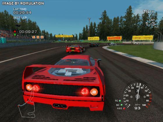 Ferrari Challenge Trofeo Pirelli Usa Nintendo Wii Iso Download Romulation