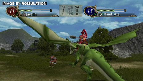 Fire Emblem Radiant Dawn WII ISO (USA) Download - Ziperto
