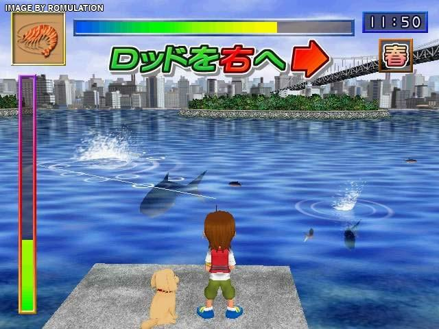 Fishing master usa nintendo wii iso download romulation for Wii u fishing game