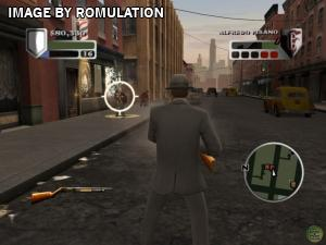 Godfather Blackhand Edition for Wii screenshot