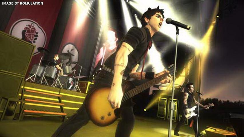Green day rock band wii download