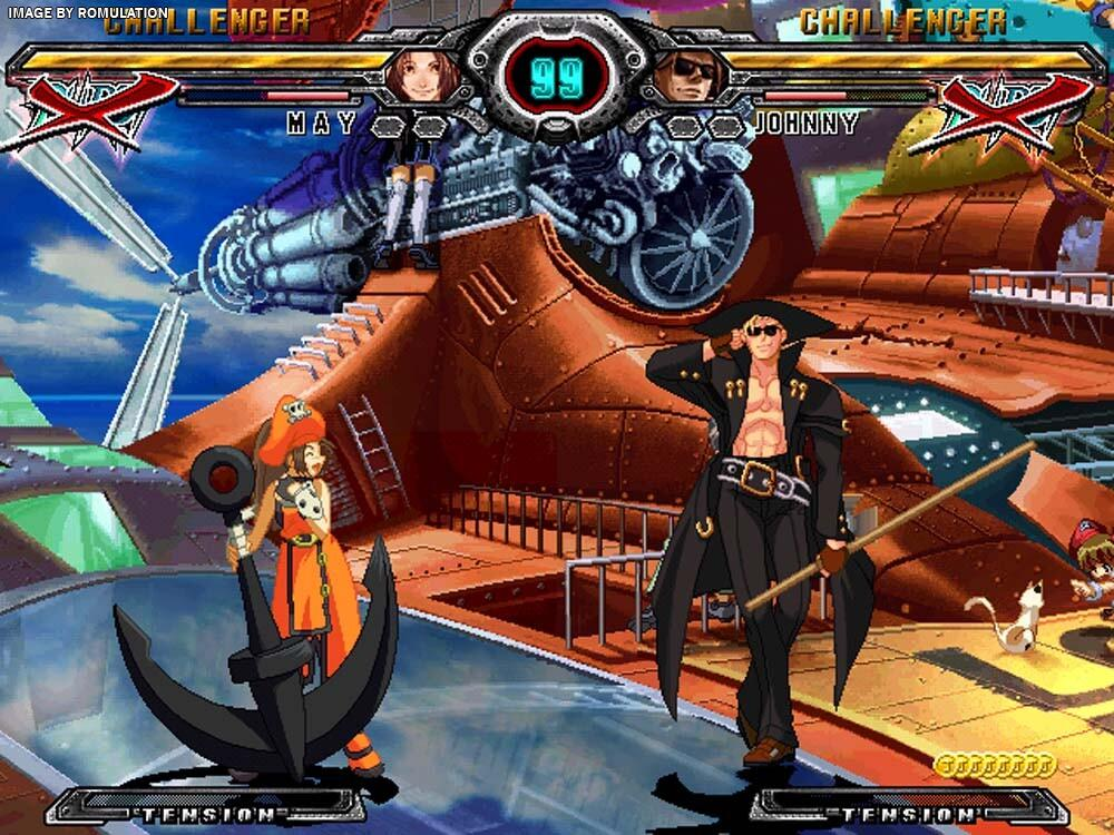 Guilty Gear Accent Core Plus Iso Wii