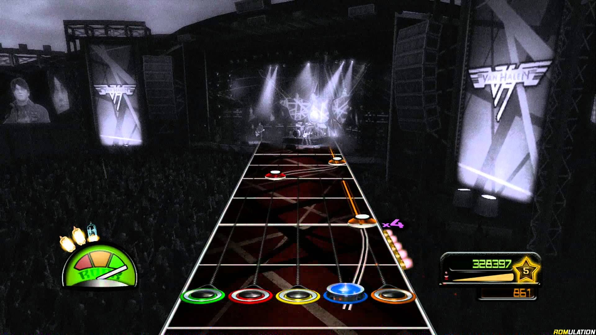 guitar hero 4 ps2 télécharger roms
