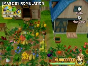 Harvest Moon - Tree of Tranquility for Wii screenshot