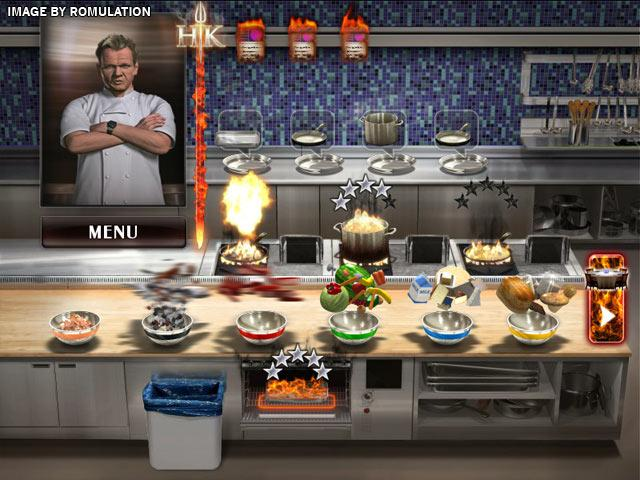 Screen Shots From Hells Kitchen
