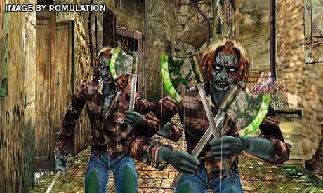 House Of The Dead 2 And 3 Returns Usa Nintendo Wii Iso Download