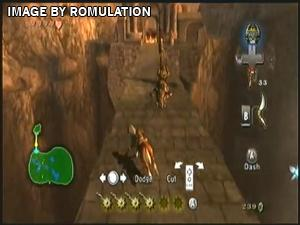 Legend of Zelda - Twilight Princess for Wii screenshot