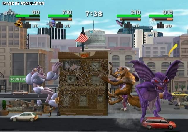 Game rampage ps2 for pc download.
