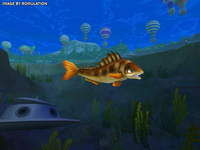 Rapala we fish usa nintendo wii iso download romulation for Wii u fishing game