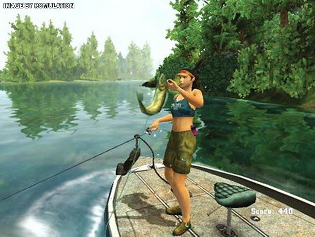 Rapala fishing frenzy usa nintendo wii iso download for Ps3 fishing games