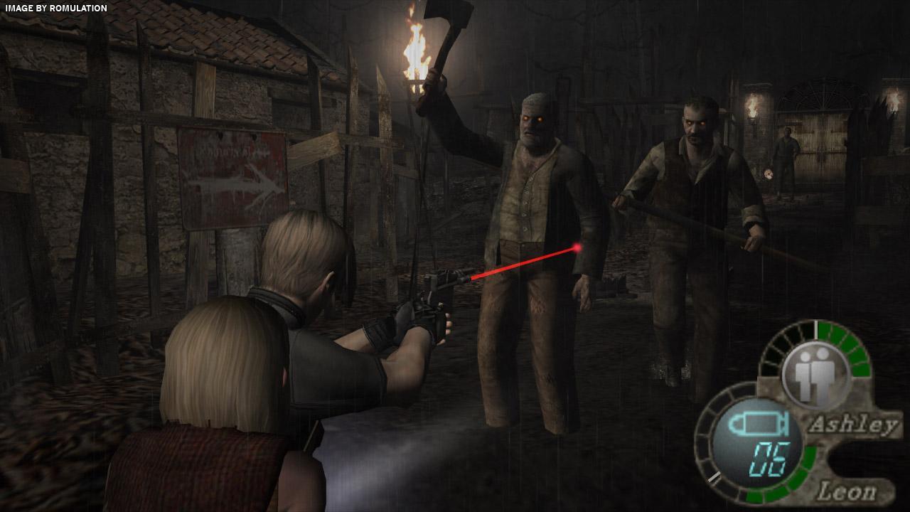 Resident evil 4 iso wii