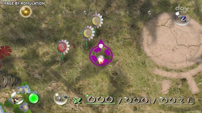 Pikmin New Play Control Usa Nintendo Wii Iso Download Romulation