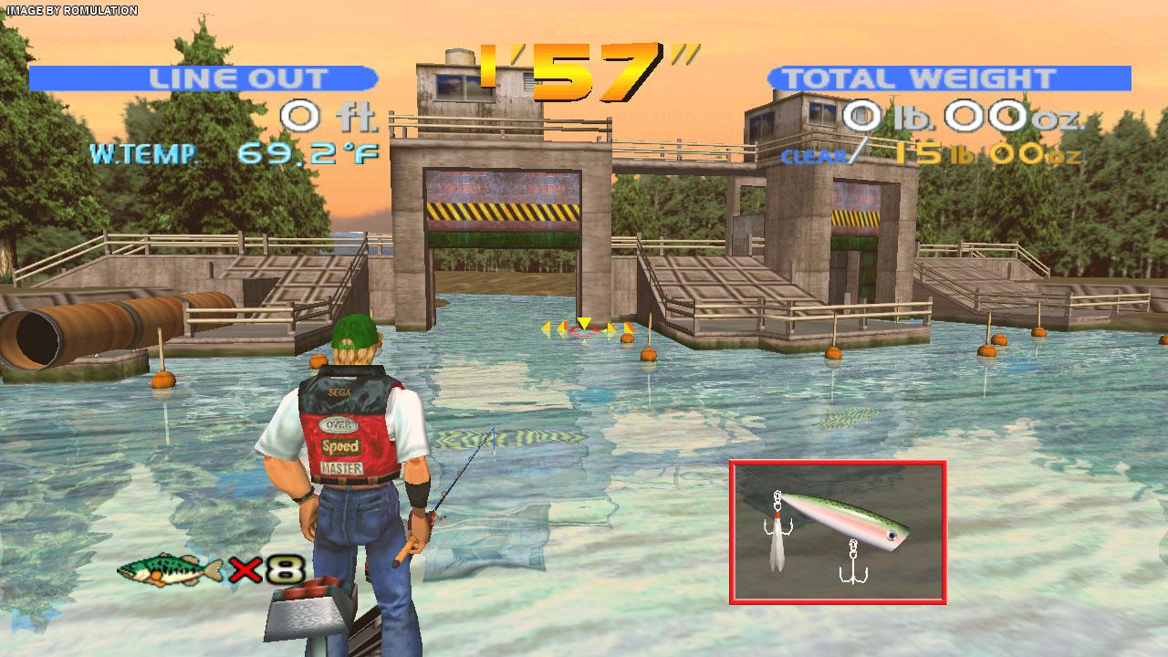 Sega bass fishing usa nintendo wii iso download romulation for Wsbtv fish and game